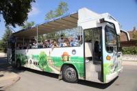 Battalgazi Belediyesinden Tur Otobüsü Hizmeti